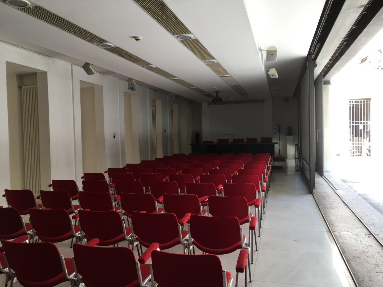 Sala Resistenza, stato attuale